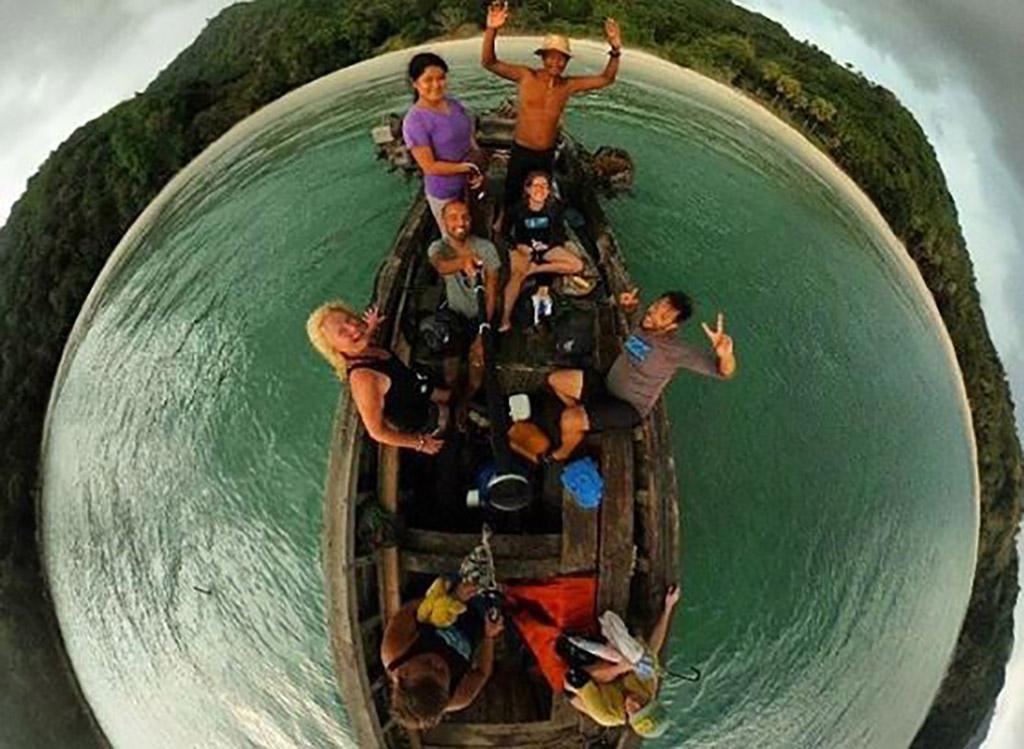 360 Backpacking