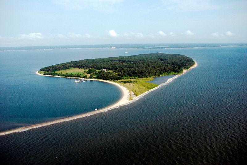 secret places robins island new york