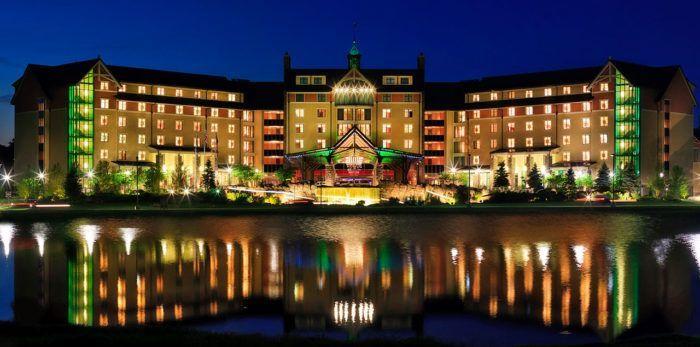 Mount Airy Casino Resort — Poconos, Pennsylvania