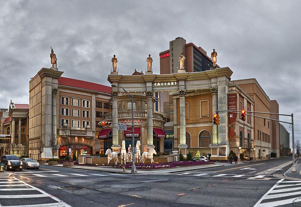 Caesar's Palace - Atlantic City Casino