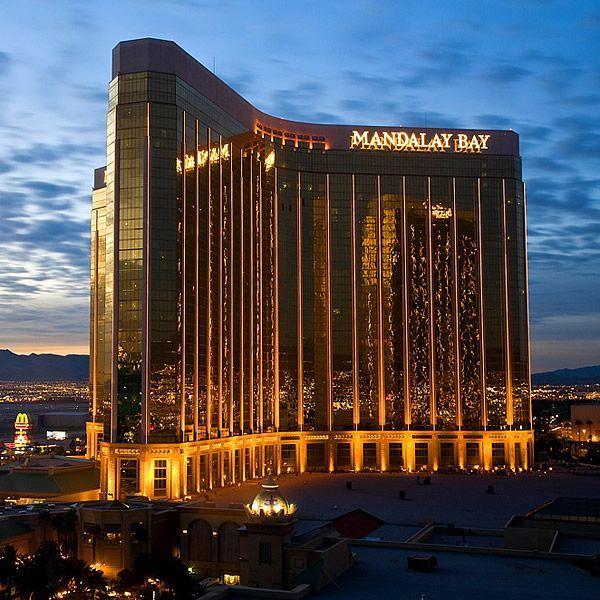 Mandalay Bay — Las Vegas, Nevada