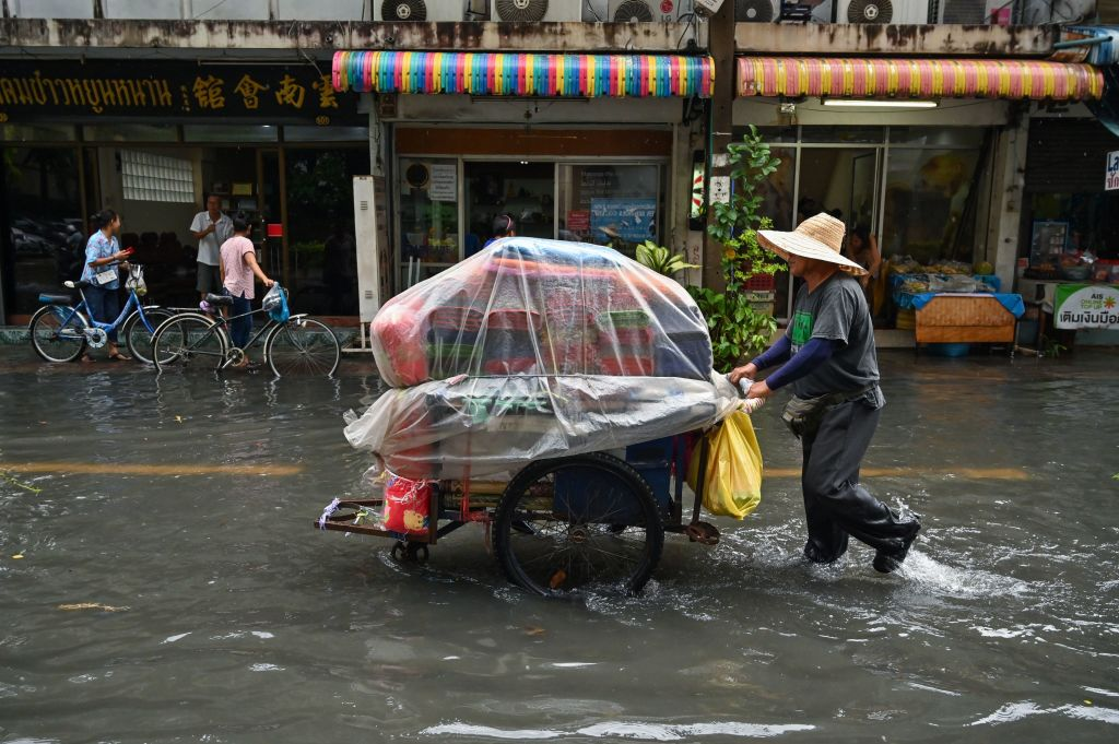 Bangkok, Thailand, Is Collecting Rainwater To Reduce Flooding