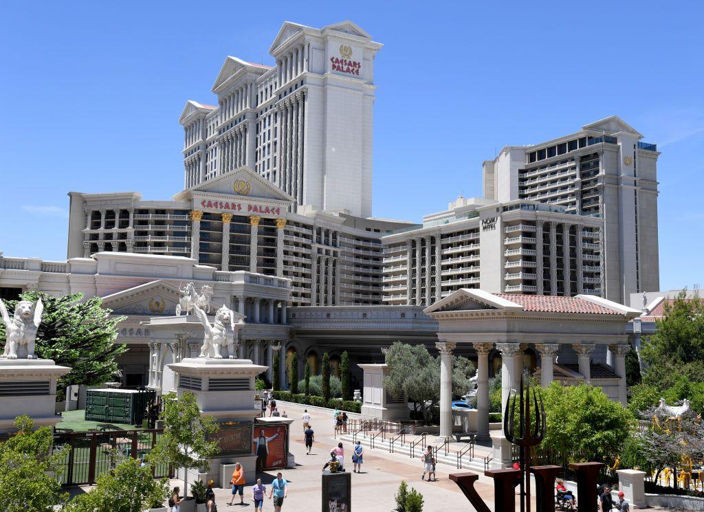 Caesars Palace — Las Vegas, Nevada