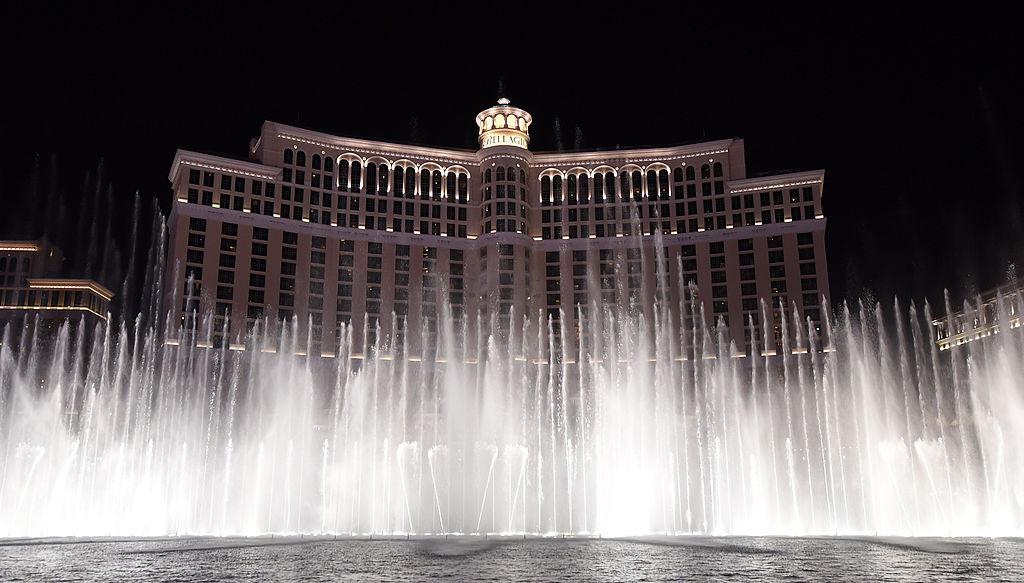 Bellagio — Las Vegas, Nevada
