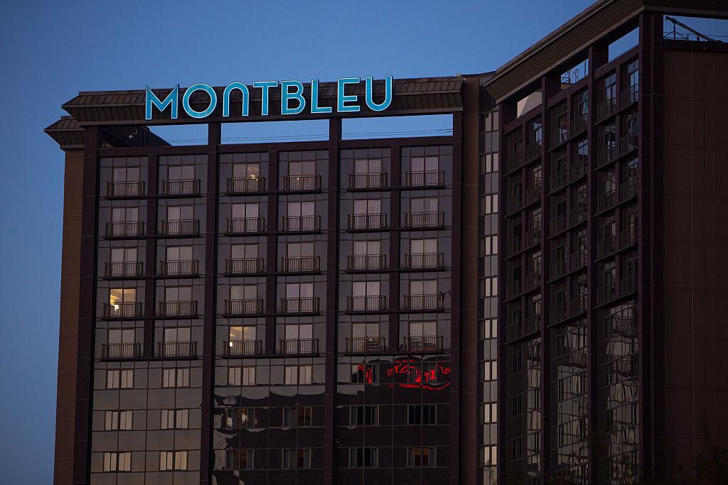 Montbleu Resort Casino & Spa — Lake Tahoe, Nevada