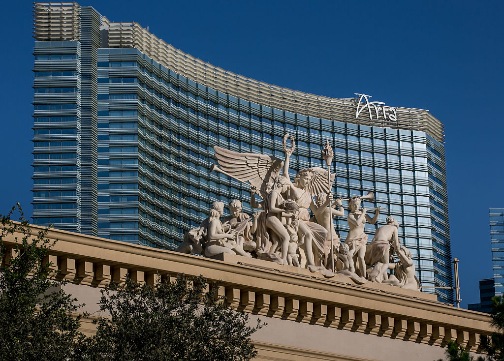 Aria Resort and Casino — Las Vegas, Nevada
