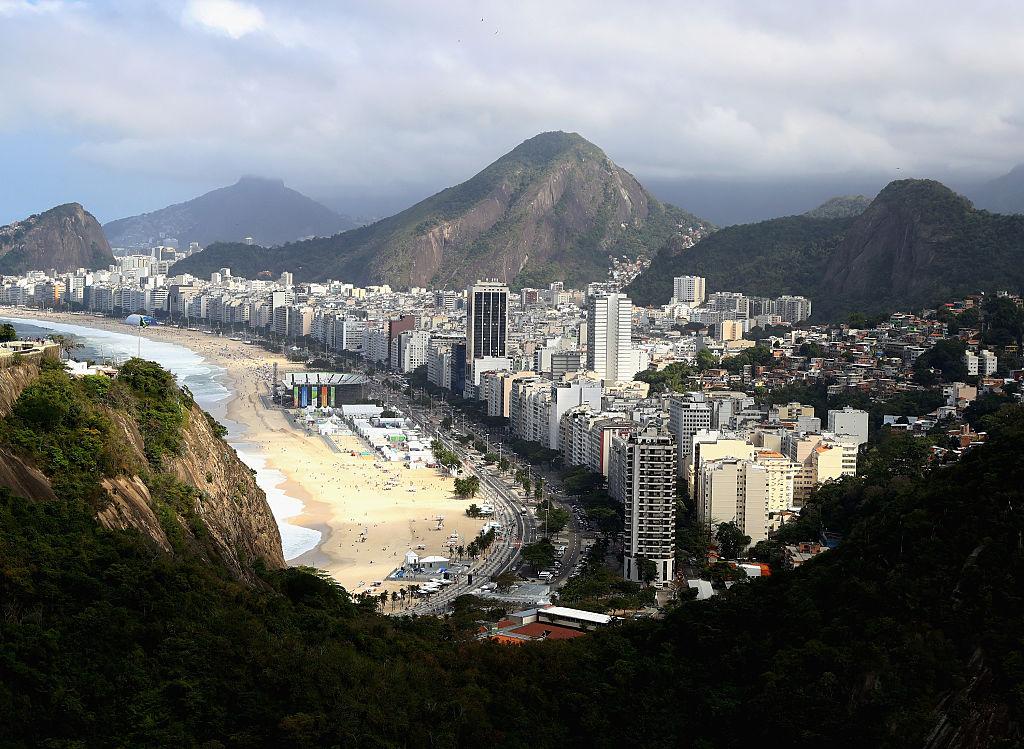 Rio De Janeiro, Brazil, Could Lose Its Famous Copacabana Beach