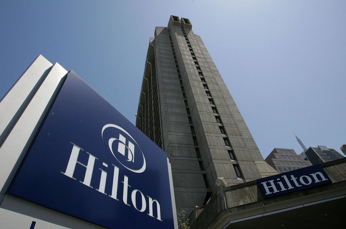 Hilton Honors American Express Surpass Credit Card