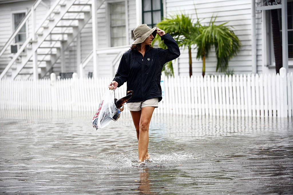 Key West, Florida, Got A Wake-Up Call During Hurricane Irma
