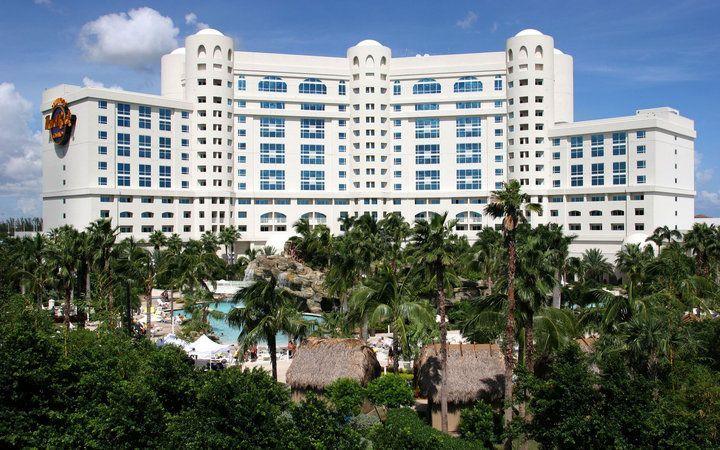 Seminole Hard Rock Hotel & Casino — Hollywood, Florida