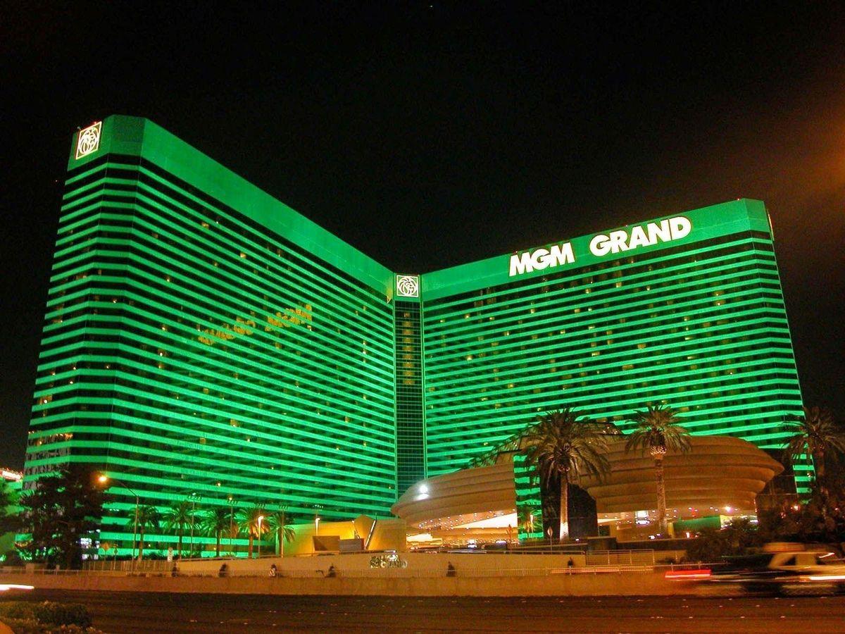 MGM Grand Hotel & Casino— Las Vegas, Nevada