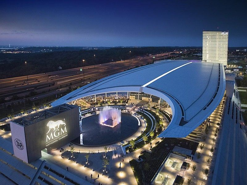 MGM National Harbor — Oxon Hill, Maryland