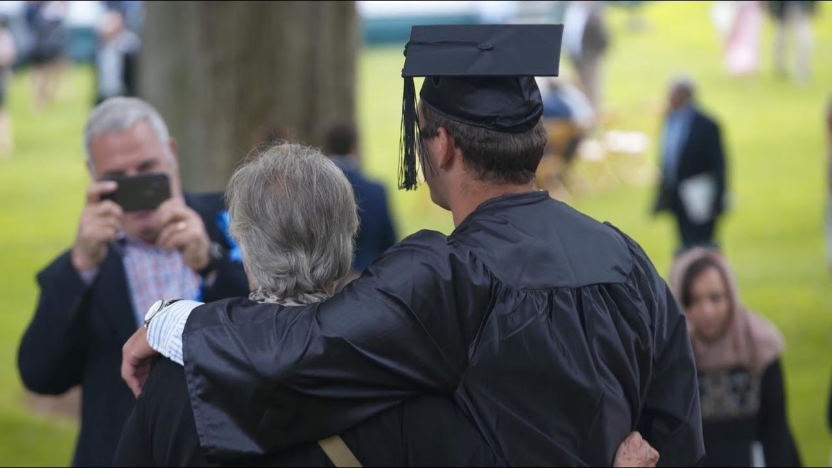 Middlebury college graduation