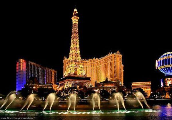 Paris Las Vegas Hotel & Casino — Las Vegas, Nevada