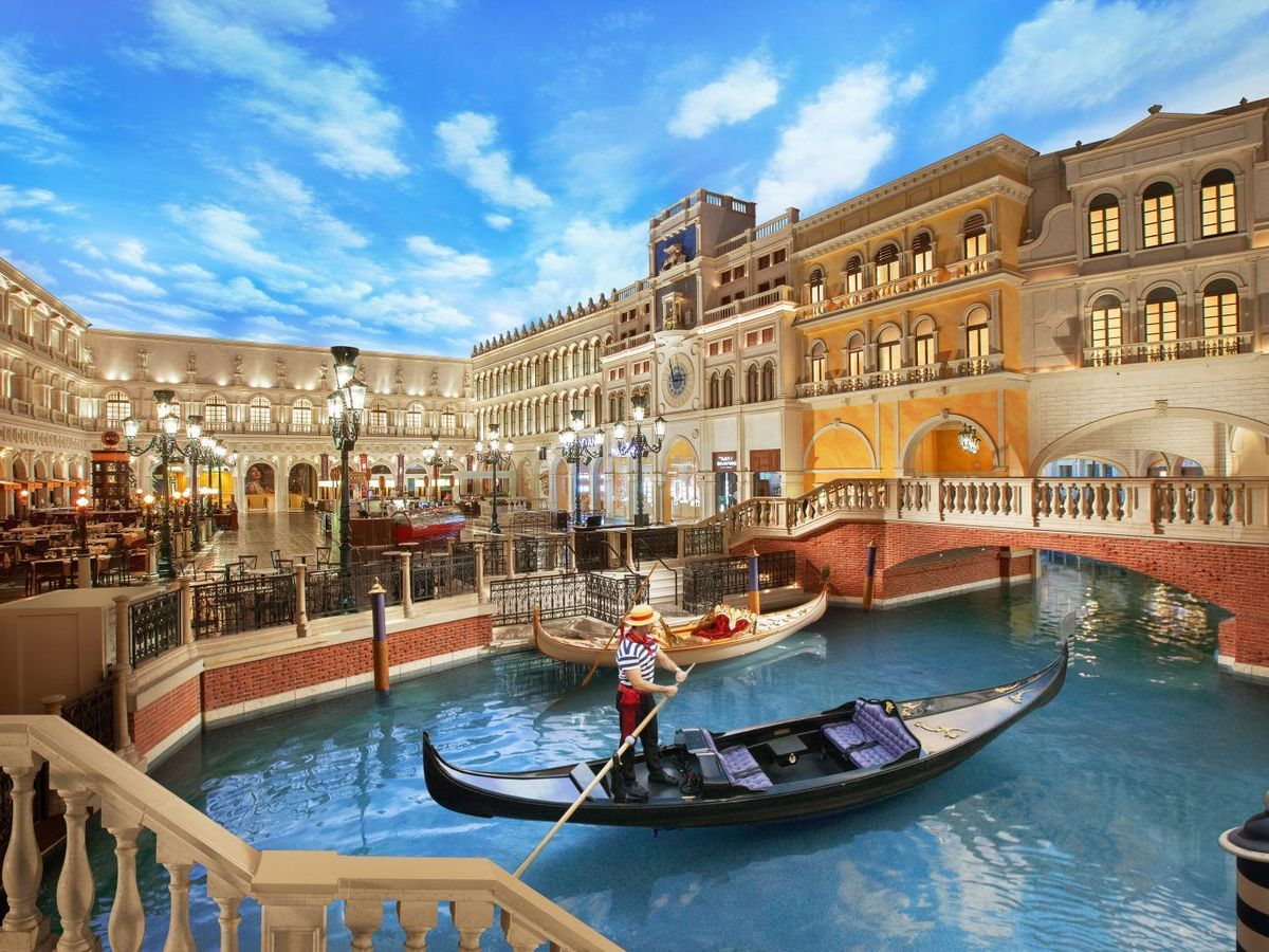 The Venetian — Las Vegas, Nevada
