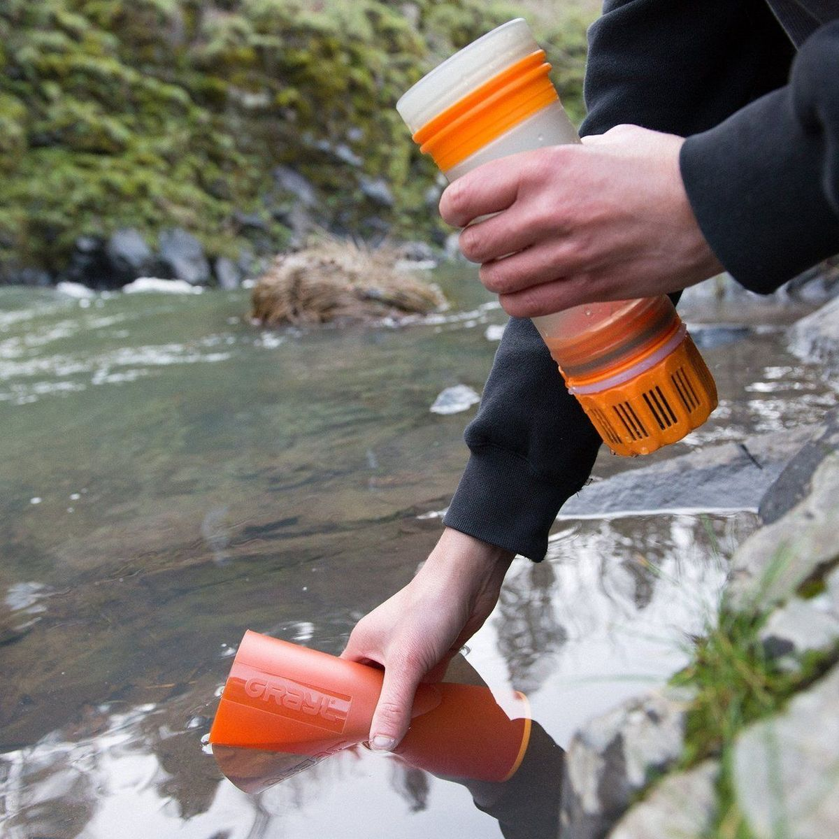 Grayl Ultralight Water Filtration Cup - Petagadget