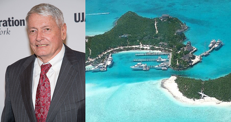 John Malone And Sampson Cay