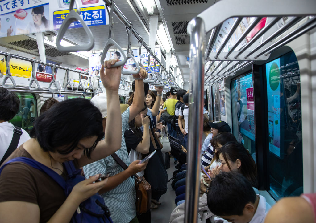 Keep A Hushed Voice On Public Transportation