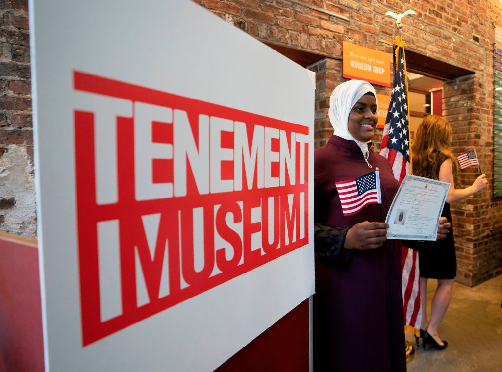 the tenement museum in new york