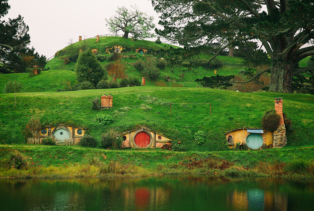 Hobbiton Is Nothing More Than A Movie Set