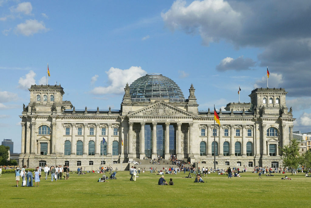 The View From The Reichstag Isn't Worth The Long Lines
