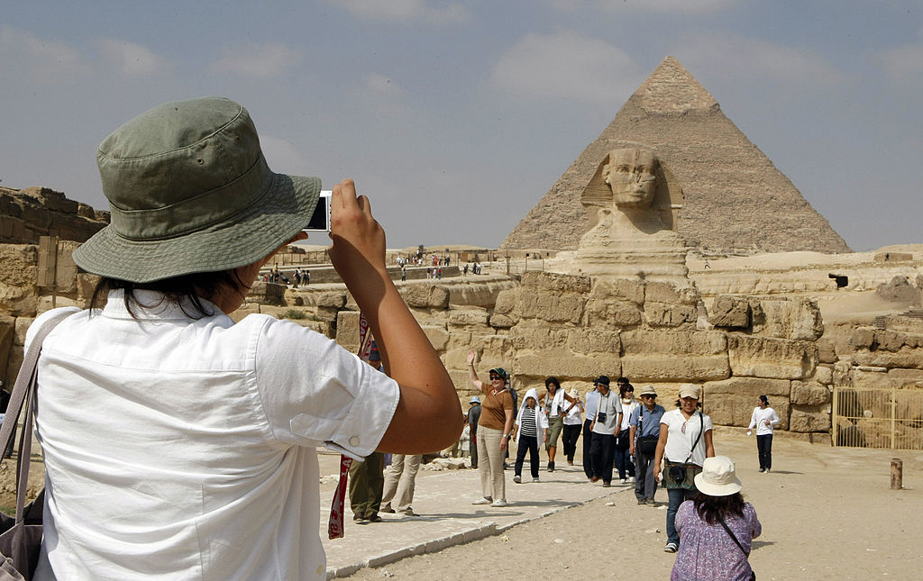 The Great Pyramids Are Not Worth The Mean Vendors