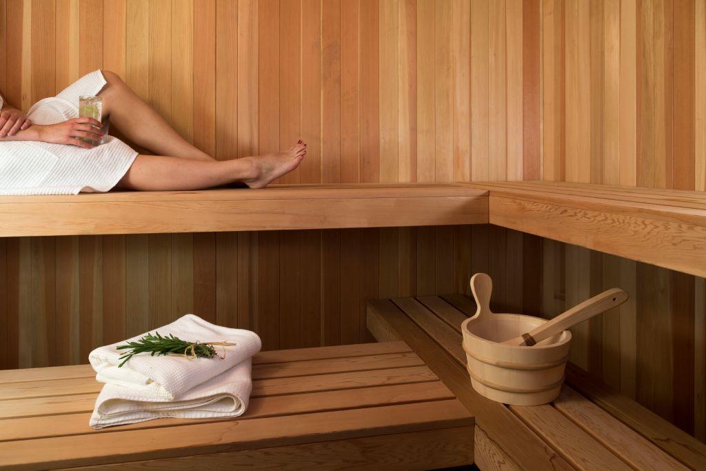 Don't Wear Clothing Inside A Sauna In Scandinavian Countries