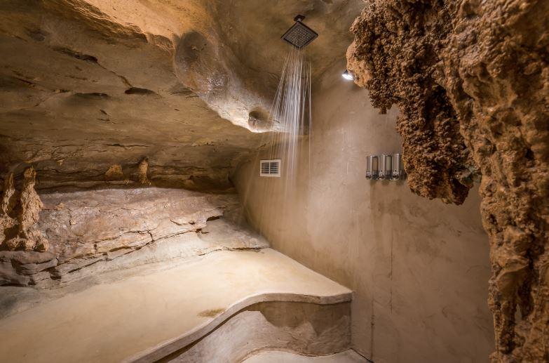 beckham-cave-shower