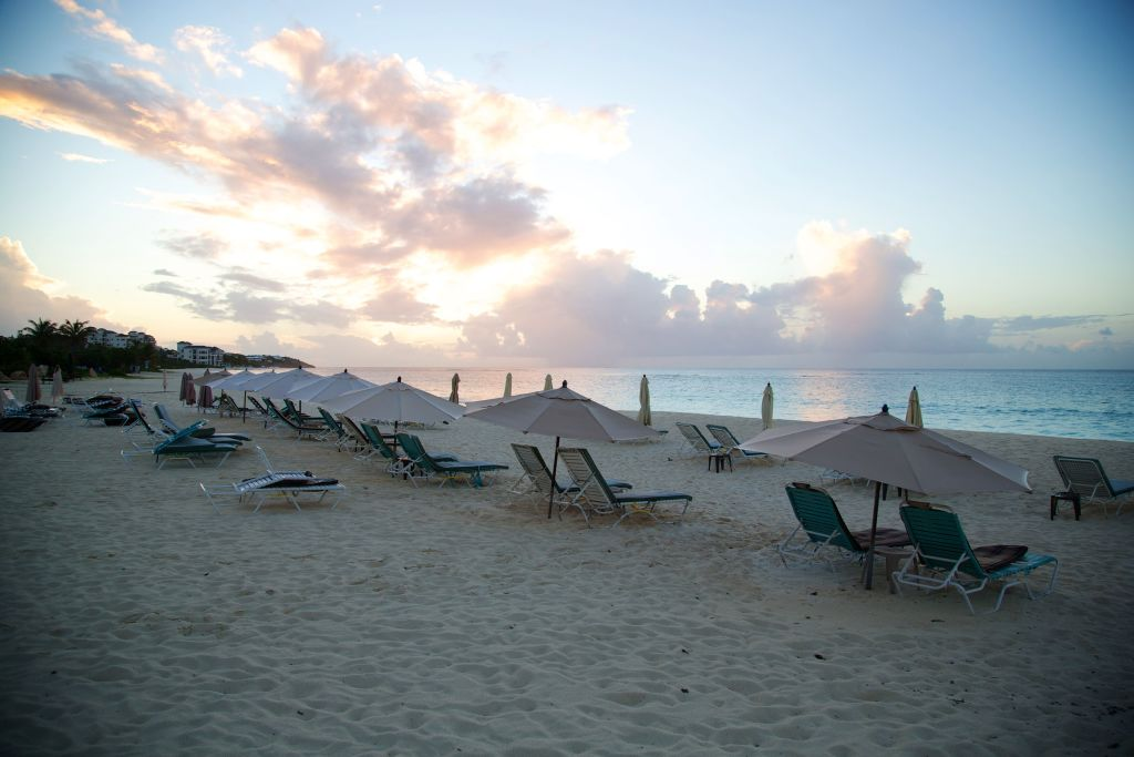 Anguilla Is Much Less Crowded Than Other Caribbean Islands