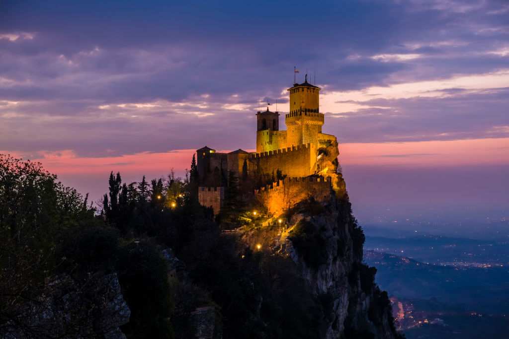 San Marino Is Europe's Least-Visited Country