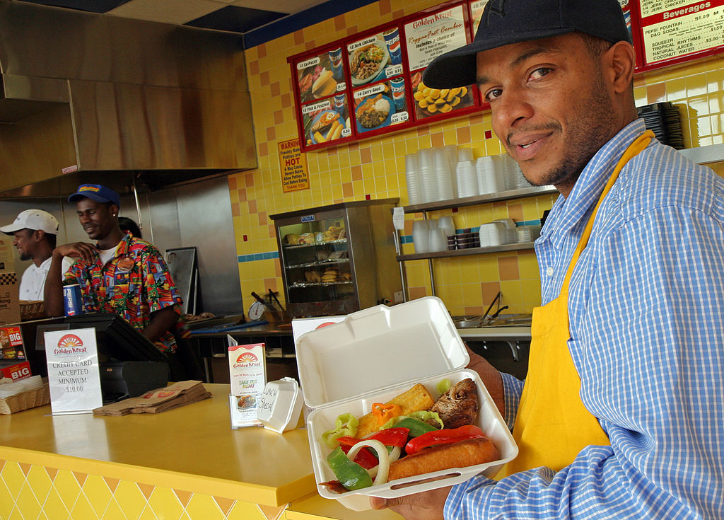 Golden Krust Caribbean Bakery & Grill in Hyattsville, Maryland