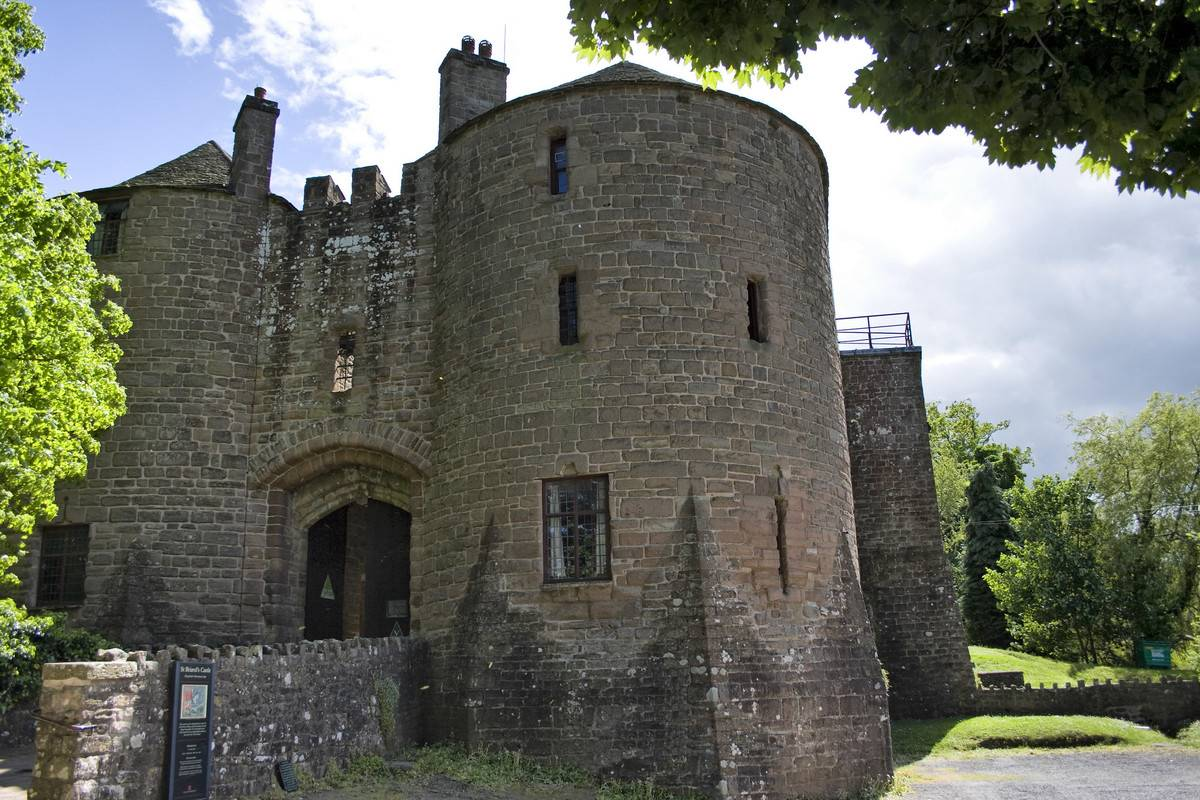 st briavels castle gloucestshire