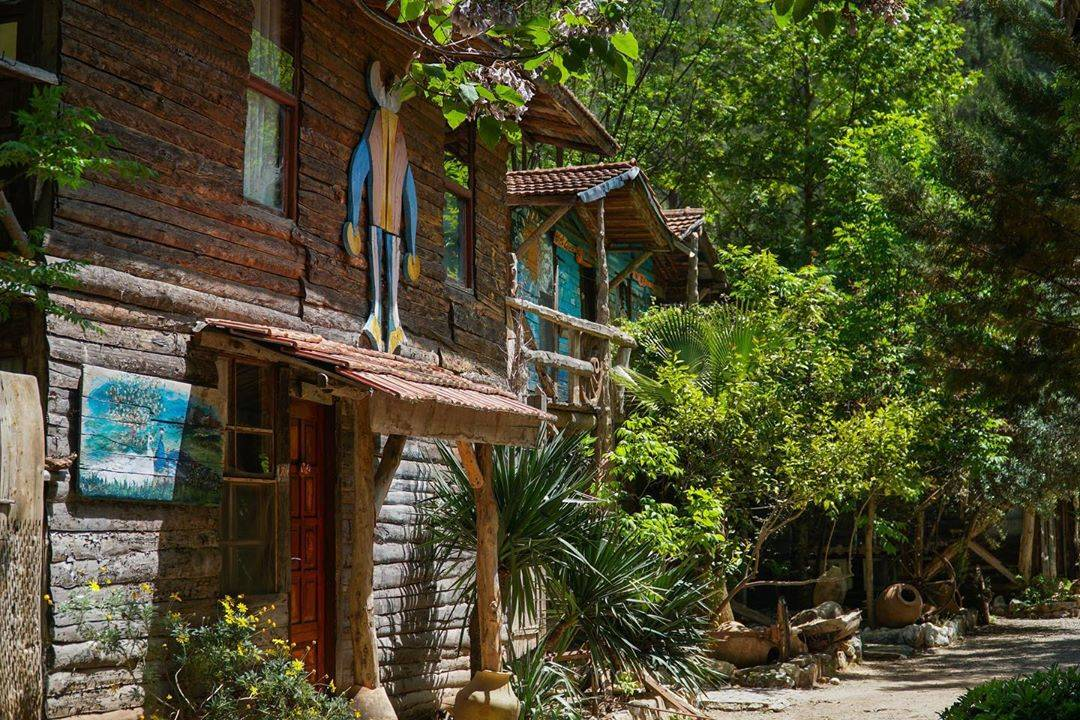 kadirs treehouses hotels in turkey