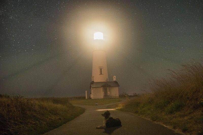 light house in Oregon