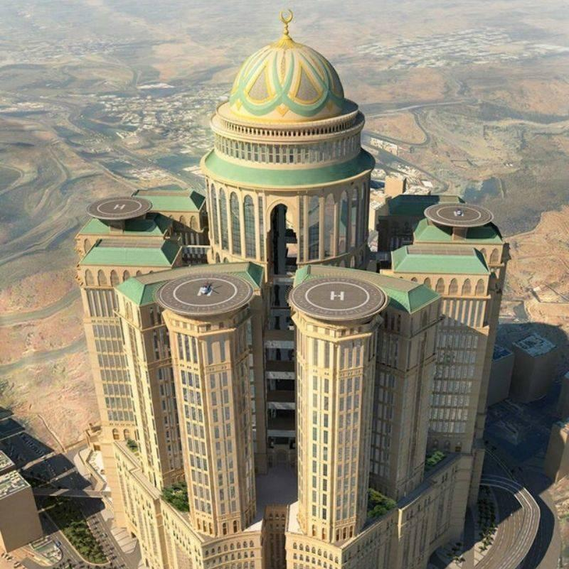 the world's biggest hotel