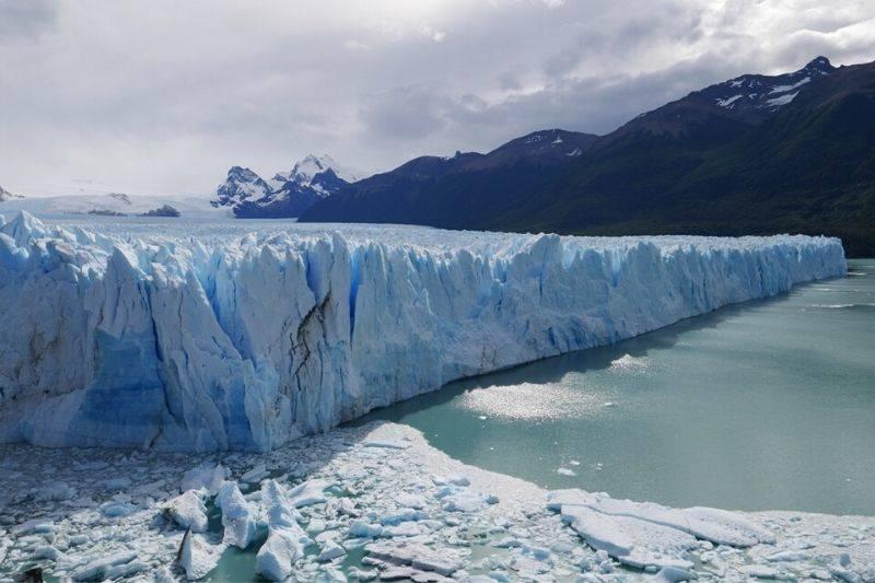 Los Glaciares park Argentina