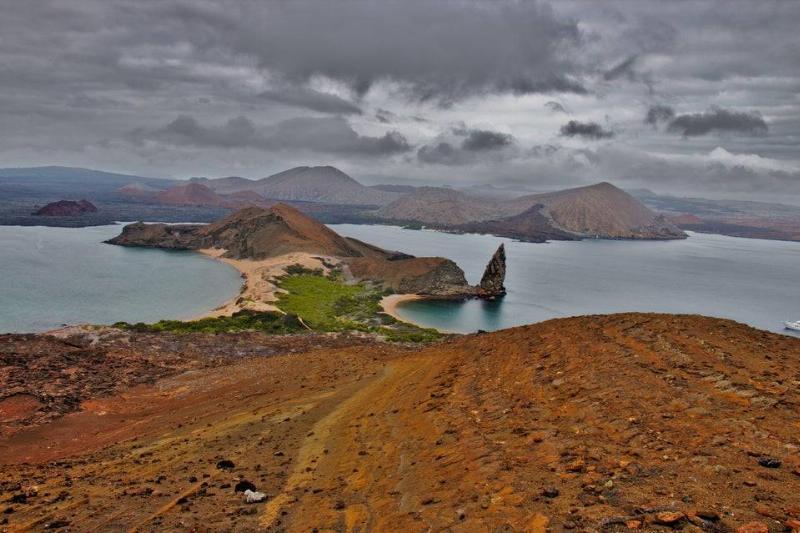 santa cruz island in galapagos