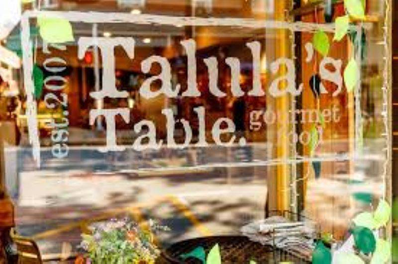 Talula's Table, Kennett Square, Pennsylvania, USA