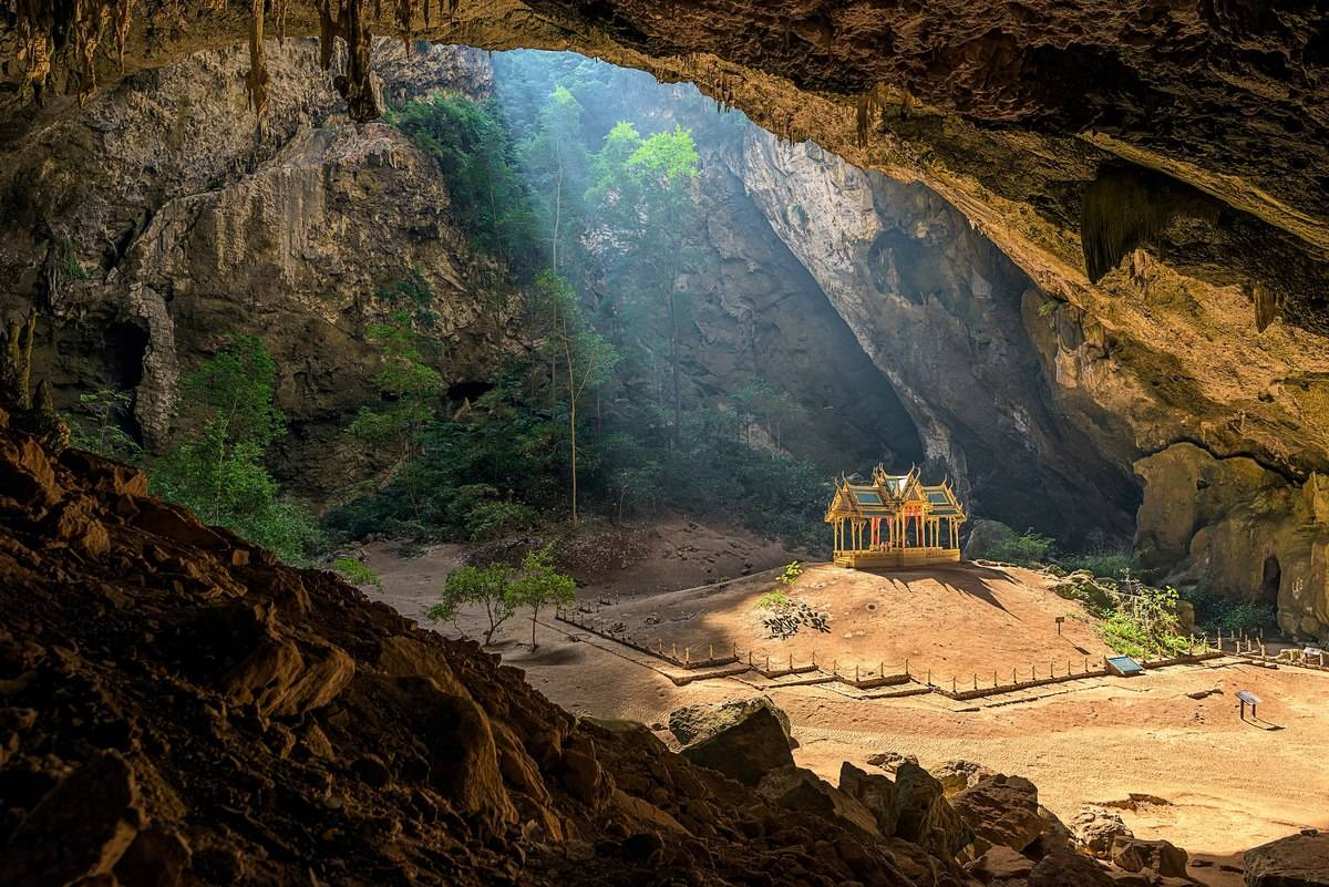 nakhon cave in thailand