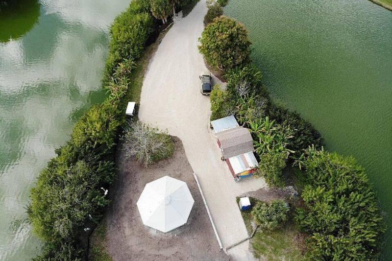 shellmate island driveway tiny house