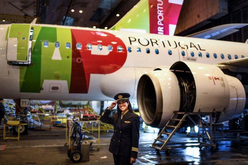 TAP Air Portugal pilot