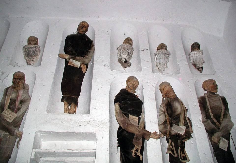 Capuchin Catacombs