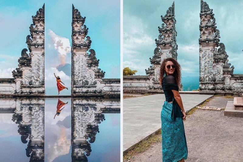 gates of heaven bali temple