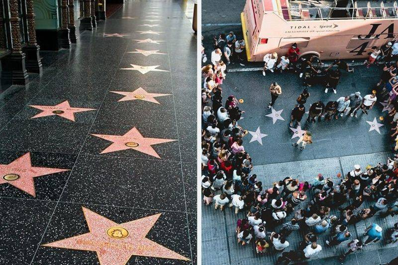 hollywood walk of fame instagram vs reality