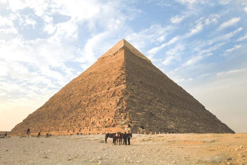 high pyramid