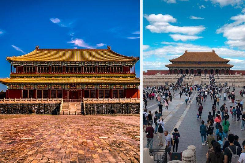 the forbidden city instagram reality