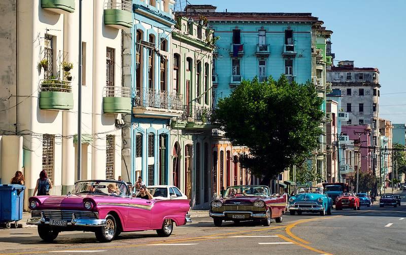 havana cuba street shot