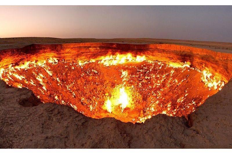 Door To Hell turkemenistan