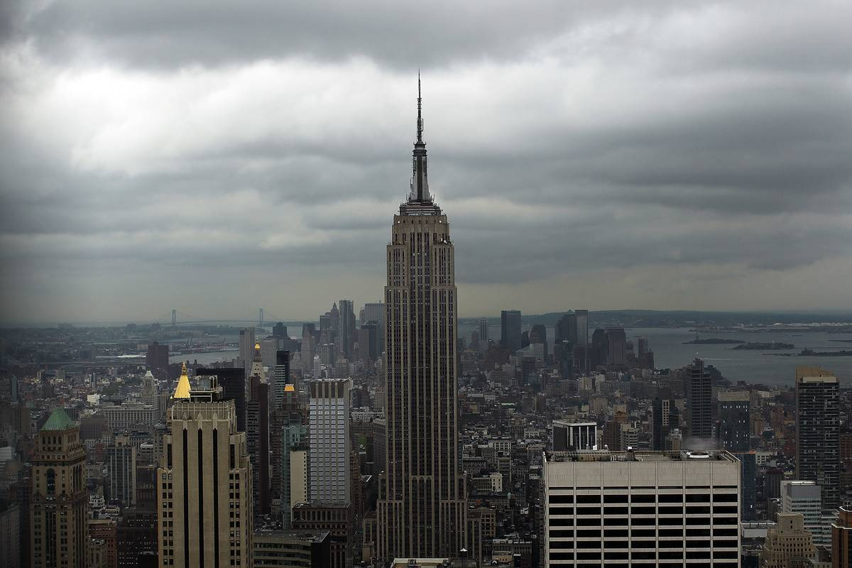 The Empire State Building Has A Mysterious 103rd Floor