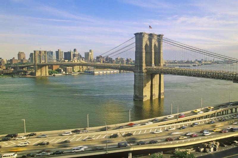 The Brooklyn Bridge Is Hiding A Wine Cellar